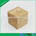 2014 barato de madeira caixas de chocolates para atacado