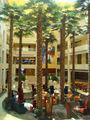 Sj - palmeira Artificial grande e planta árvore ao ar livre palmeira Artificial