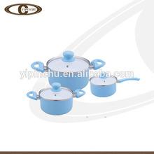 Porcellana ceramica zuppa di pentola& salsa pentola pentole