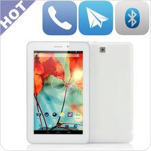 MT8312 - M700 7 inch dual core 3G phone dual sim tablet blue light
