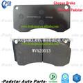 Coréia usado acessórios do carro toyota camry / carros hyundai wva29013 disco pastilhas de freio