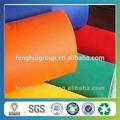 China 10g~200g pp spunbonded la tela no tejida( ppsb), stength de buena tela no tejida para la bolsa de decisiones