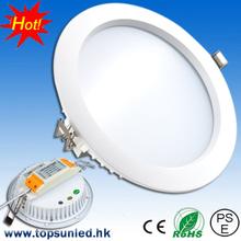 2014 haute qualité led la lumière de plafond suspendu 12 W