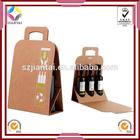 Beer packaging carton,wine bottle packaging,packaging design