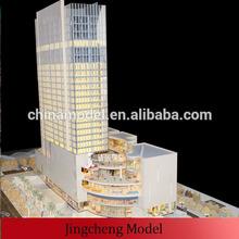 Commercial architectural model maker/office building plan model