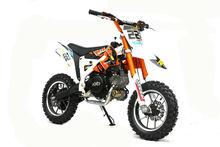 50cc kids gas electric start 4 stroke kids dirt bike bicycle (KXD706B)