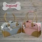 Dsigner Classic Striped Pet bag dog pack cat pack dog backpack pet carrier portable dog bag