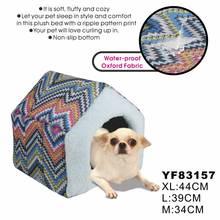 oop pet dog cat teepee tent bed