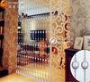 crystal curtain finial,crystal bead curtains for doors OCX019