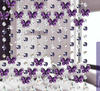 wedding curtain decoration hanging crystal beads,crystal curtain tiebacks OCX037