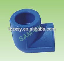 PPR elbow 20mm Blue color