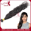 Carina Hair Products Natural Wave 100% Human Remy Hair Wholesale Price Nice Quality Remi Hair Wet and Wavy