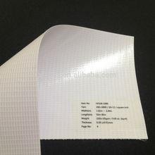 Frontlit PVC Flex banner Lona cold laminated glossy 320g