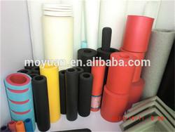 Red Rubber Foam tube