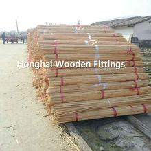 wholesale wooden dowel rod handles flat craft sticks