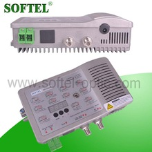 Support remote network management 1GHz Optic node, return path optical receiver with Built-in power supply