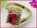 powell al por mayor anillos de moda con cristal australiacolor notas de la música anillo