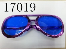 carnival festival plastic party sunglasses/funny party glasses 17019