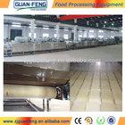 cassava chip drying machine / vegetable & fruit belt dryer