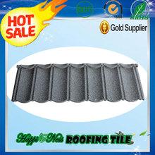 glazed metal roof tile Nigeria Hot Sale Villa install tile roof