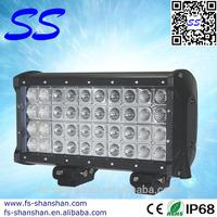 120w 11.7inch led light bar, quad row, work light,for Off Road,SUV,UTV, ATV, 4WD, 4X4 Vehicle ,Truck, Jeep,Boat,ss-6120