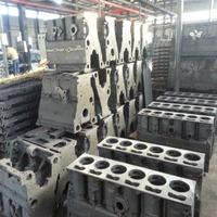 Engineering Machinery Diesel Engine Cylinder Block