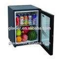 Venda quente made in china n freon porta de vidro de absorção de hotel casa& mini-pequeno geladeira com certificado do ce( xc2- 30)