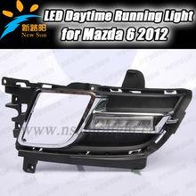 High quality New version Led Drl for Mazda 6 2012 Daytime running light Drl light, OEM-fit mazda 6 drl for auto lighting system