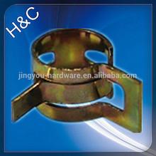Venda quente oem cixi útil de alto nível de combustível mangueira primavera clipe