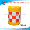 road fence barrier FZT-002 Blowing plastic safety crash bucket