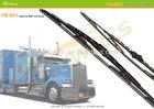 "truck wiper blade, 26"" T7 T8 T11 N4, TIR650N 12x4 9x4mm 16.5mm saddle"