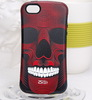Iface Mall Case Skull PC Silicone Case for Samsung Galaxy S3 i9300 for Distributors