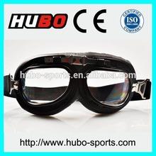 HUBO wholesale eyewear helmet vintage motorcycle goggles