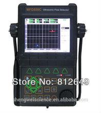 Portable ultrasonic crack tester