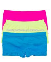 seamless women's boxer underwear 2015