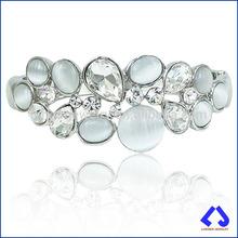 Fashion jewelry Opal Immitation Diamond Bracelet and Bangles