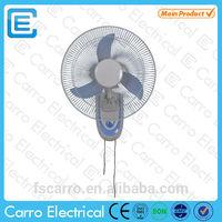 Lastest model energy-saving 12v dc solar wall fan/wall mounted fan/industrial wall fan with battery