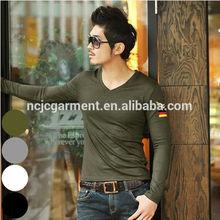 bulk wholesale military uniform germany style t shirt long sleeve muscle tee shirts tough guy clothing
