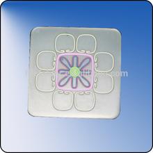 Magic lucky flower soft cup mat