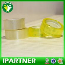 Ipartner bopp easy tear stationery small tape acrylic glue
