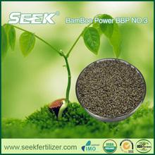 SEEK natural organic fertilizer for garden