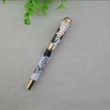 Hot sale promotional porcelain paint ball pen