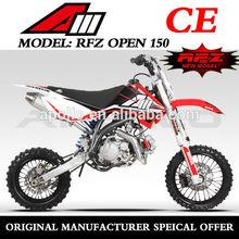 China Apollo ORION Hot Sale CE MINI CROSS RFZ OPEN 150CC Dirt Bike Pit Bike AGB37-5