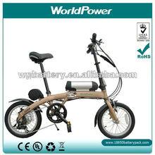 48v 10.4ah agli ioni di litio per bici elettrica pieghevole 18.650 batterie al litio ricaricabili per la bicicletta elettrica/ebike
