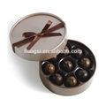 Brownie empaquetado de la caja, de empaquetado del caramelo
