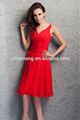 ht475spaghetti rojo corto vestidodenoche venta al por mayor