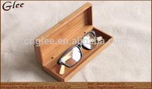 OEM Bamboo Eyewear / Glasses Box