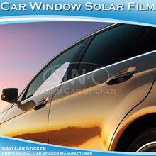 Automobiles & Motorcycles Solar Film/ Car Window Film/ Tint Film Roll For Car Reflective Car Window Tint Film 1.52x12m