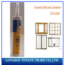 Fire rated silicone sealant / Fireproof silicone sealant