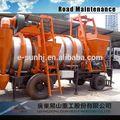 Slj-16 twin rolo de asfalto planta de mistura